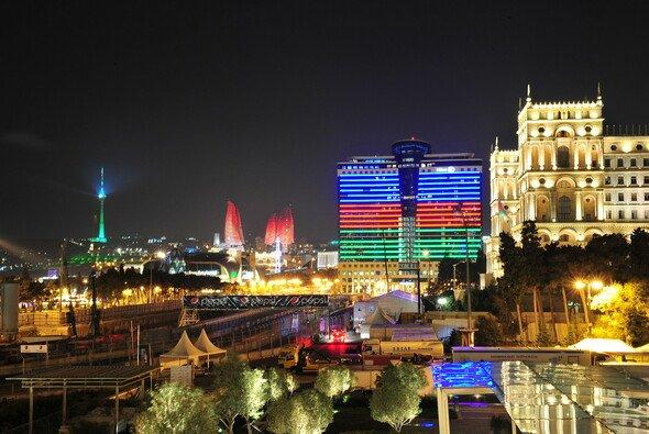 Baku - laut Flavio Briatore eine wunderschöne Stadt