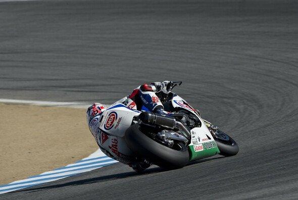 Leon Haslam will in den letzten vier Rennen abräumen