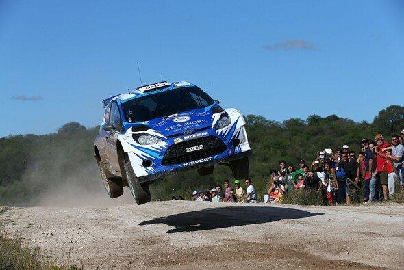 Abdulaziz Al-Kuwari ist bei der Rallye Spanien dabei.
