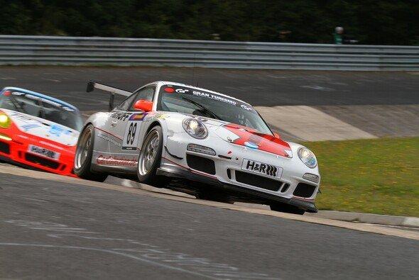 Der Porsche von PoLe Racing wurder Siebter