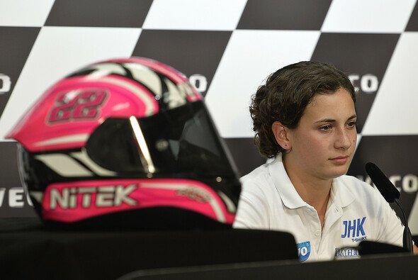 Ana Carrasco ist Supersport 300-Weltmeisterin - Foto: Milagro