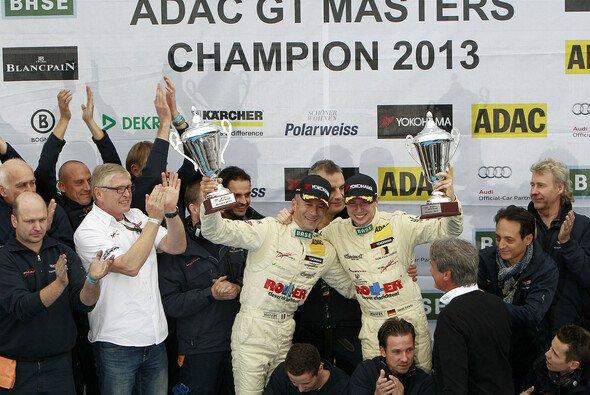 Im dritten gemeinsamen Jahr ganz oben: Alessi, Keilwitz und Callaway mit der Corvette Z.06R