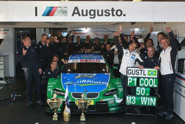 BMW hatte auch 2013 viel Grund zum Feiern