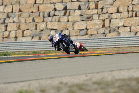 Der Aragon GP findet eine Woche später statt
