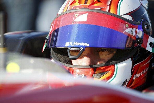Raffaele Marciello darf in eine F1- und ein DTM-Cockpit steigen