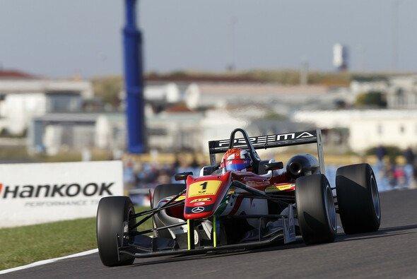 Raffaele Marciello feierte im dritten Rennen seinen zweiten Sieg