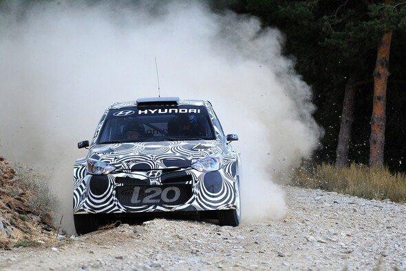 Hyundai testet ausgiebig
