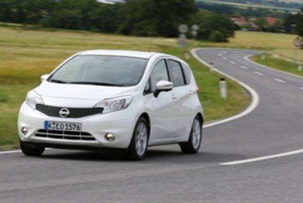 Der neue Nissan Note rollt zu den Händlern - Foto: Nissan