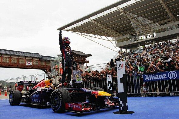 Sebastian Vettel überragte alle