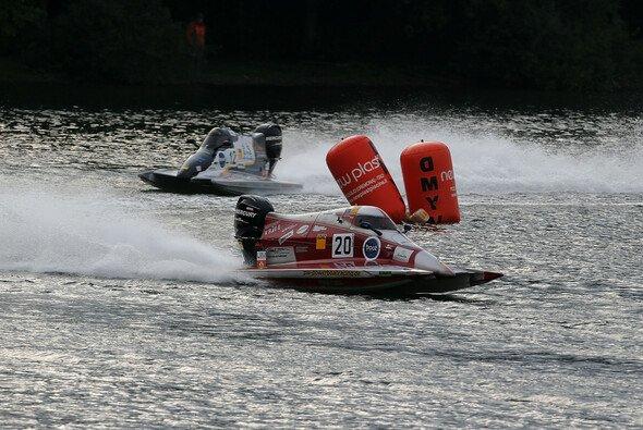 Das ADAC Motorboot Masters umfasst 2014 zumindest zwölf Boote