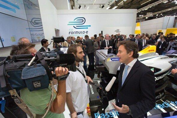 Aurora Media Worldwide ist exklusiver Medienpartner der Formel E - Foto: Formel E