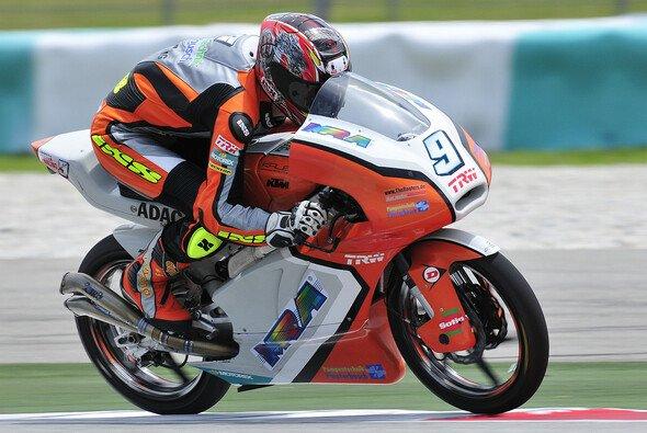 Toni Finsterbusch sicherte einen Start unter den Top-15