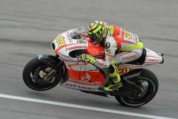Andrea Iannone ist einer von sieben MotoGP-Rookies in dieser Saison