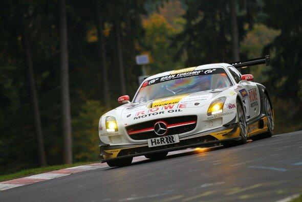 Richard Göransson greift in diesem Jahr für ROWE Racing ins Lenkrad