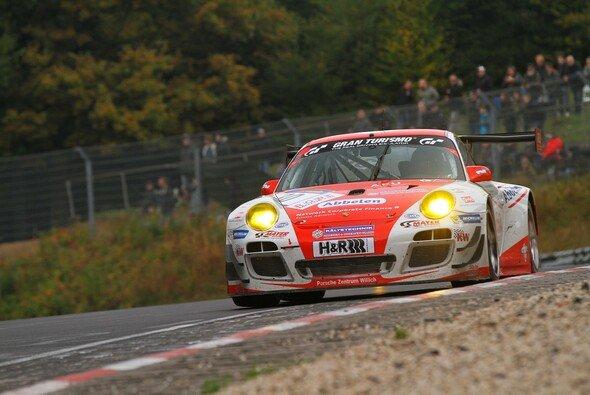 Frikadelli Racing fuhr erneut auf das Gesamtpodium