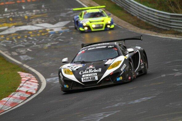 Dörr Motorsport sammelte mit dem McLaren Führungskilometer