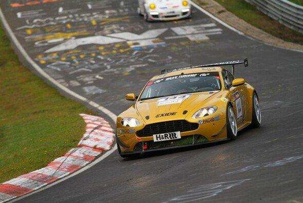 Für die Aston-Martin-Teams lief es nicht überal nach Plan