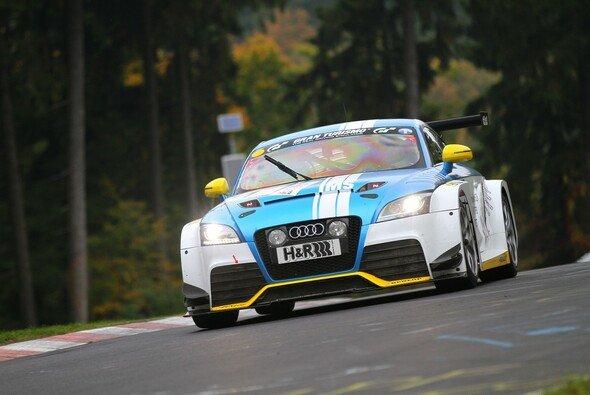 LMS Engineering schickt 2014 zwei Audi TTRS2 in die VLN