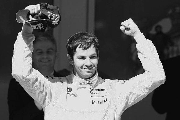 Sean Edwards führte die Gesamtwertung des Porsche Supercup an