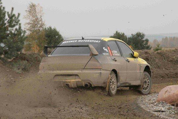 Familie Gassner trumpfte bei der Lausitz Rallye auf - Foto: RBHahn