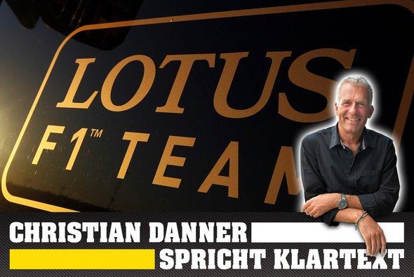 Motorsport-Magazin.com-Experte Christian Danner sieht die momentane Situation bei Lotus als nicht sonderlich schlimm an