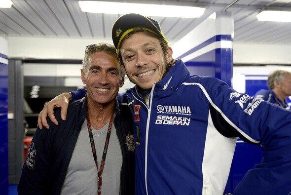 Valentino Rossi kämpft um den Anschluss an die Spitze