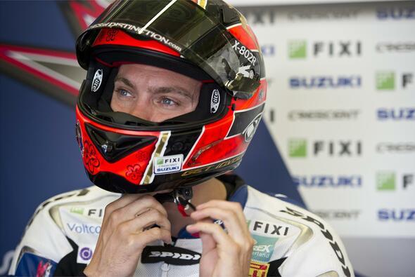 Leon Camier freut sich schon auf seine erste MotoGP Saison