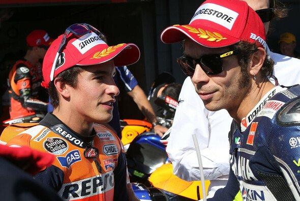 Rossi will Störungen durch Marquez im Finale unterbinden - Foto: Repsol Honda