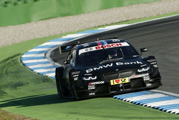 Kann Bruno Spengler den Start und das Rennen gewinnen?