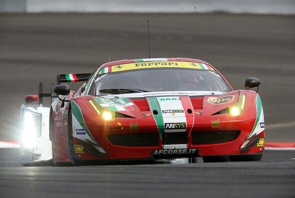 Wer bekommt den letzten Platz bei AF Corse?