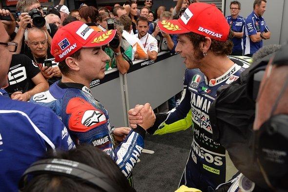 Lorenzo und Rossi sind die Schlüsselfaktoren der Silly Season 2014