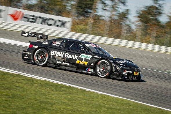 Bruno Spengler musste in Hockenheim mit Platz drei Vorlieb nehmen