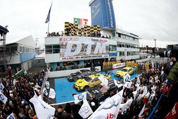 Hans Werner Aufrecht zieht Bilanz zur DTM-Saison 2013