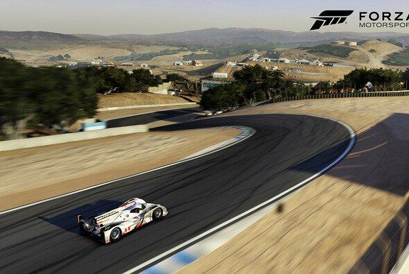 Nicht Vielflieger-Meilen sondern Vielfahrer-Kilometer können Spieler bei Forza sammeln - Foto: Microsoft