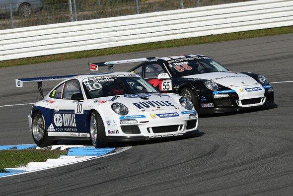 Norbert Siedler: Gesamtvierter im Carrera Cup 2013