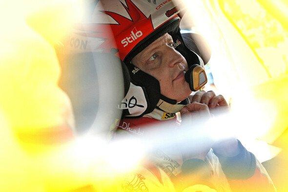 Mikko Hirvonen glaubt, dass ihn die fehlende Zeit im Auto teuer zu stehen kommen könnte - Foto: Citroen