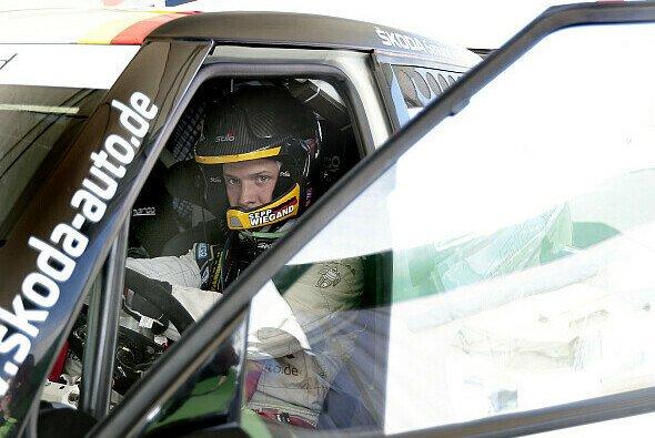 Sepp Wiegand startet dieses Jahr zum sechsten Mal in der WRC2 - Foto: Skoda