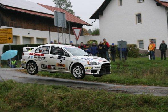 Gaßner/Thannhäuser kämpfen um den Titel im Mitropa Rally Cup und den Gewinn des ADAC Rallye Masters