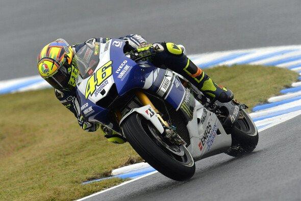 Valentino Rossi gestand sich seine Fehler ein