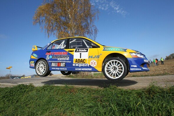 Gaßner Motorsport flog zum Saisonfinale noch einmal hoch