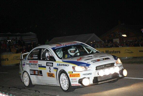 Doppelsieg für Gaßner-Motorsport bei der 50. ADAC 3-Städte-Rallye