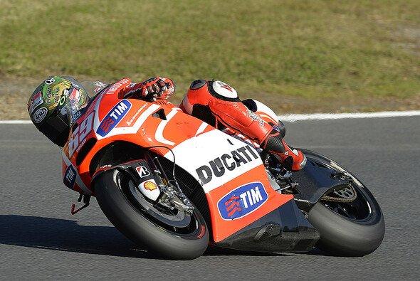 Nicky Hayden bestreitet in Valencia am Ort seines WM-Triumphes von 2007 sein letztes Rennen für das Ducati-Werksteam.