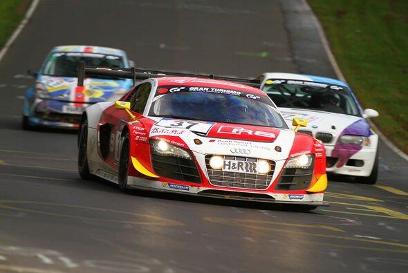 Phoenix Racing hat sich die erste Pole-Position der neuen Saison gesichert