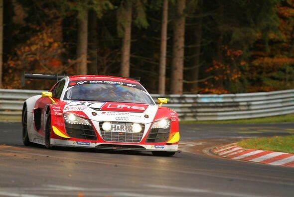 Phoenix Racing beendete die VLN-Saison 2013 mit einem Sieg