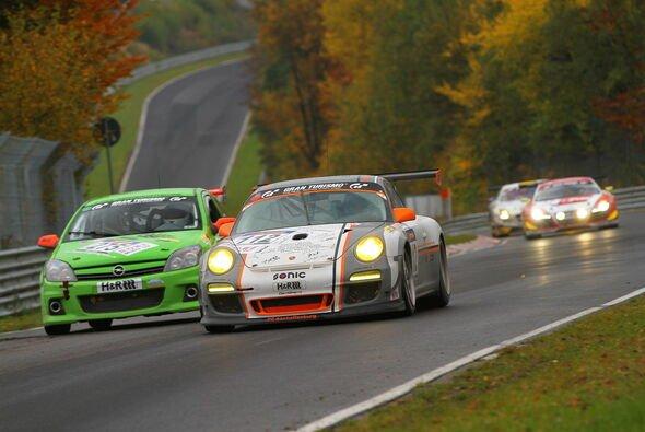 GetSpeed ist das erfolgreichste Team in der Porsche-Cup-Klasse