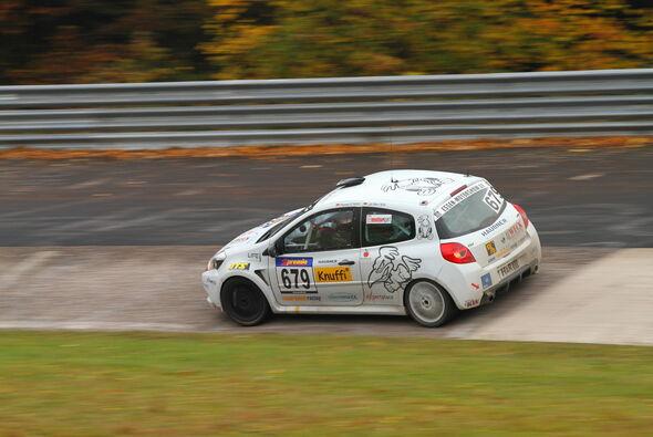 Die Clio-Cup-Klasse bereichert auch im kommenden Jahr die VLN