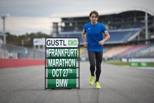 Augusto Farfus macht nicht nur im Rennwagen eine gute Figur