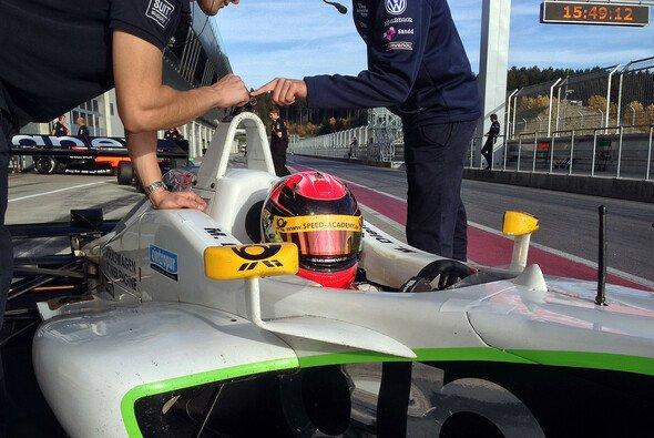 Marvin Dienst fuhr in dieser Saison für Neuhauser Racing