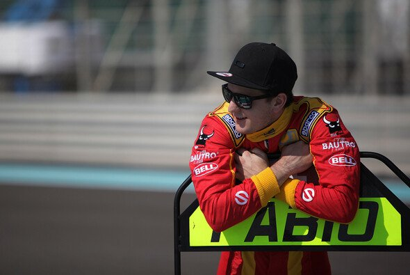 Fabio Leimer wurde 2013 in der GP2 Meister
