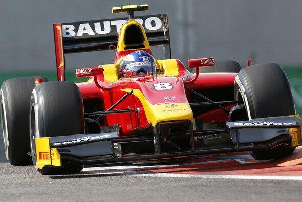 Fabio Leimer klopft jetzt an der Formel 1 an